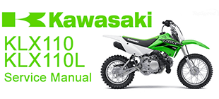 Kawasaki KLX110 Service Manual: Free KLX110L Pit Bike Repair Guide on kawasaki ksr 125, kawasaki klx110l review, kawasaki side by side, kawasaki dirt bikes, 2014 kawasaki 110l, kawasaki mx, kawasaki kx65,