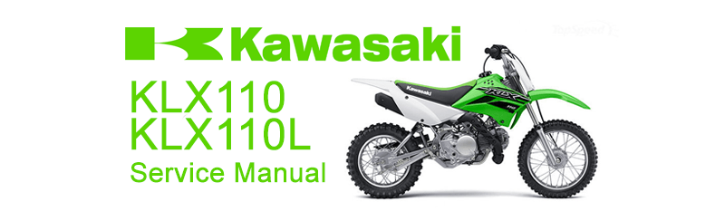 Kawasaki Klx110 Service Manual: Kawasaki Klx 110 Wiring Diagram At Gundyle.co